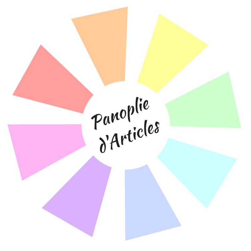 Panoplie d'Articles  - Habitudes Sante