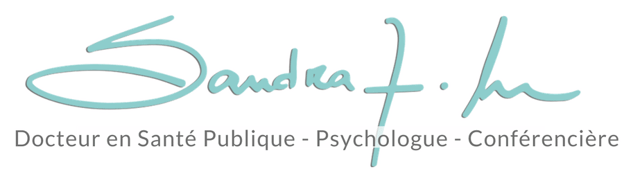 Sandra FM, Sandra Fernandes Machado, docteur en sante publique, psychologue de la sante, conferenciere - https://sandrafm.com