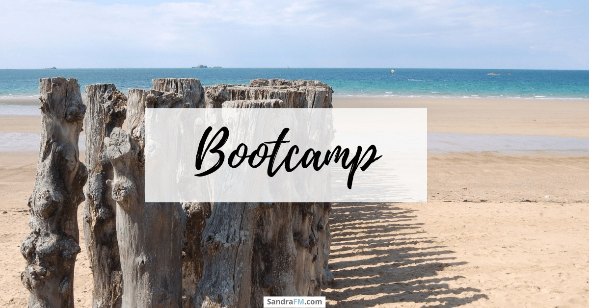 bootcamp, saint-malo, sandra fm, stage, ateliers, immersion, coaching, avis